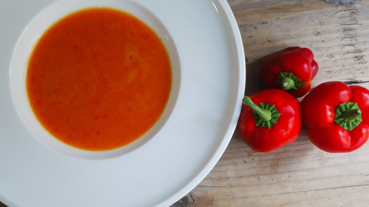 paprika-soep