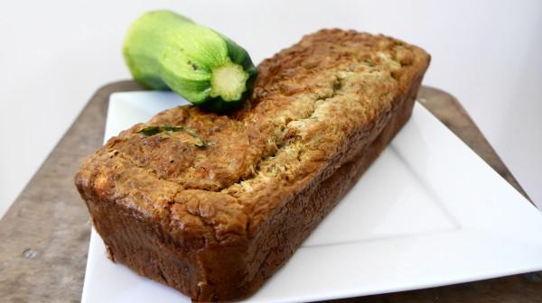 Courgettebrood - Een recept van purefoodie.nl