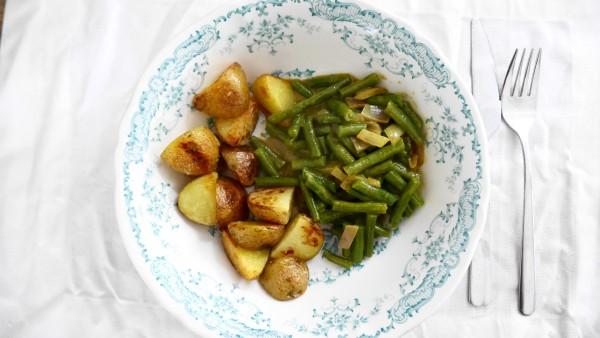 Heerlijk makkelijk recept voor bonen in kerriesaus - recept van purefoodie
