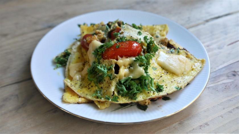 Drie tips om te lunchen zonder brood. Door Kim van purefoode.nl