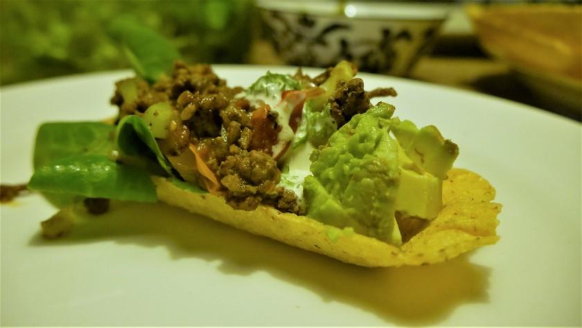 Taco's met gehakt, zonder pakjes of zakjes. Een recept van purefoodie.nl
