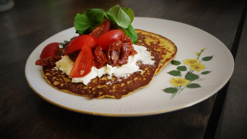 Chilipannenkoeken, een recept van purefoodie.nl
