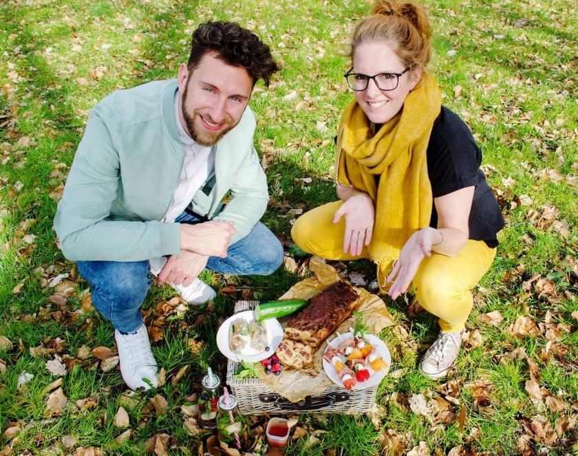 Picknicken met Peter. Een ultieme picknick, alle tips nu op purefoodie.nl